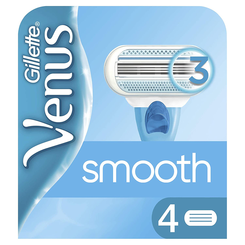 Gillette Venus - Maquinilla Para Mujer - 4 Unidades: Amazon.es