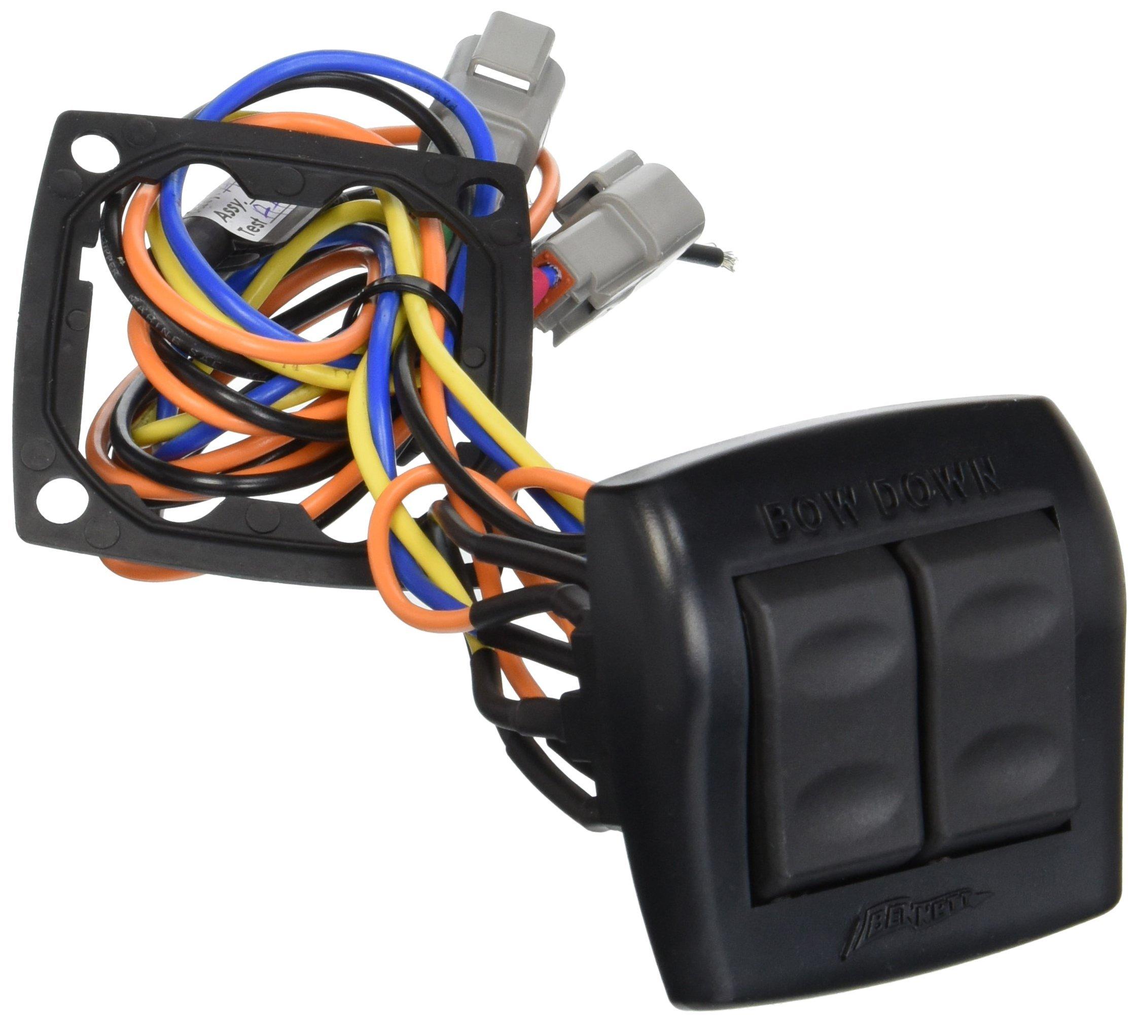 Bennett BRC4000 BOLT Rocker Switch Control