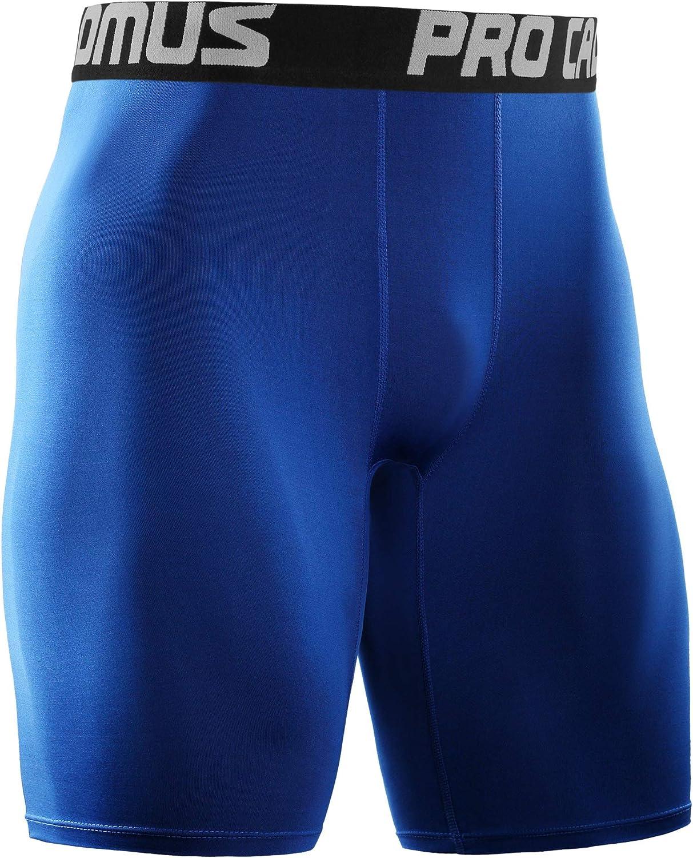 Pantaloncini a compressione da uomo Cadmus Athletic