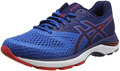 timeless design fc383 ed2ac ASICS Gel-Pulse 10, Chaussures de Running Homme, Bleu (Race Blue