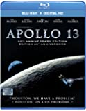 Apollo 13 20th Anniversay Edition (Bilingual) [Blu-ray + Digital Copy]