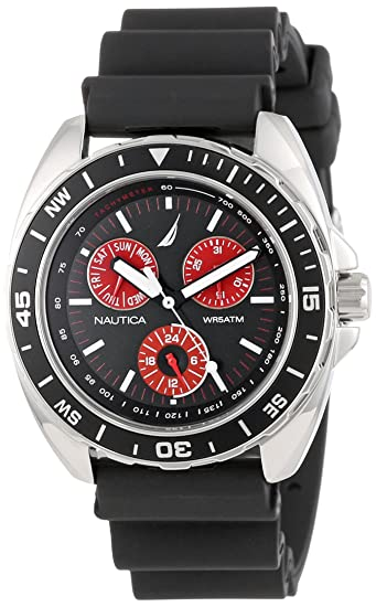 Nautica N07577G Hombres Relojes