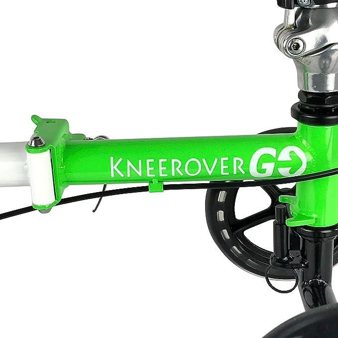 KneeRover Ir rodilla andador - Compacto y portátil alternativa más ...