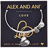 Amazon Price History for:Alex and Ani Love IV Charm Bracelet
