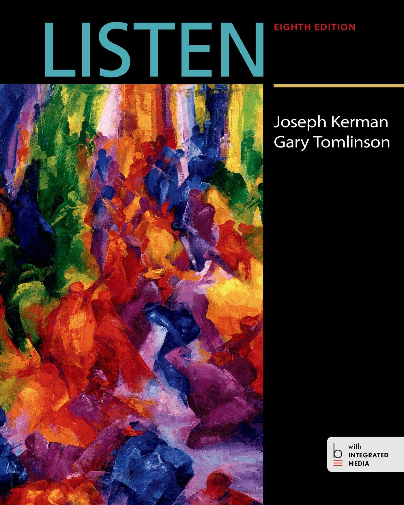 Listen professor of music joseph kerman university gary tomlinson listen professor of music joseph kerman university gary tomlinson 9781457669859 music amazon canada fandeluxe Images