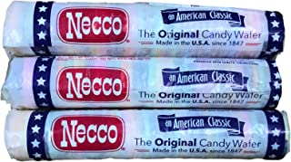 product image for Necco Wafers Original Assorted Candy Rolls (Set of 3)