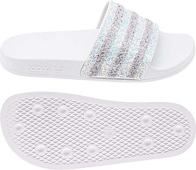 adidas Claquette femme adilette W: Amazon.co.uk: Sports