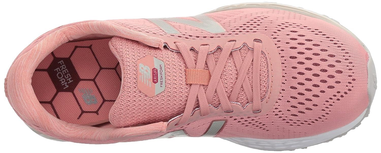 New Balance Women's Fresh Foam Arishi V1 Running Shoe B06XS9TG3T 85 D US|Dusted Peach/Vortex
