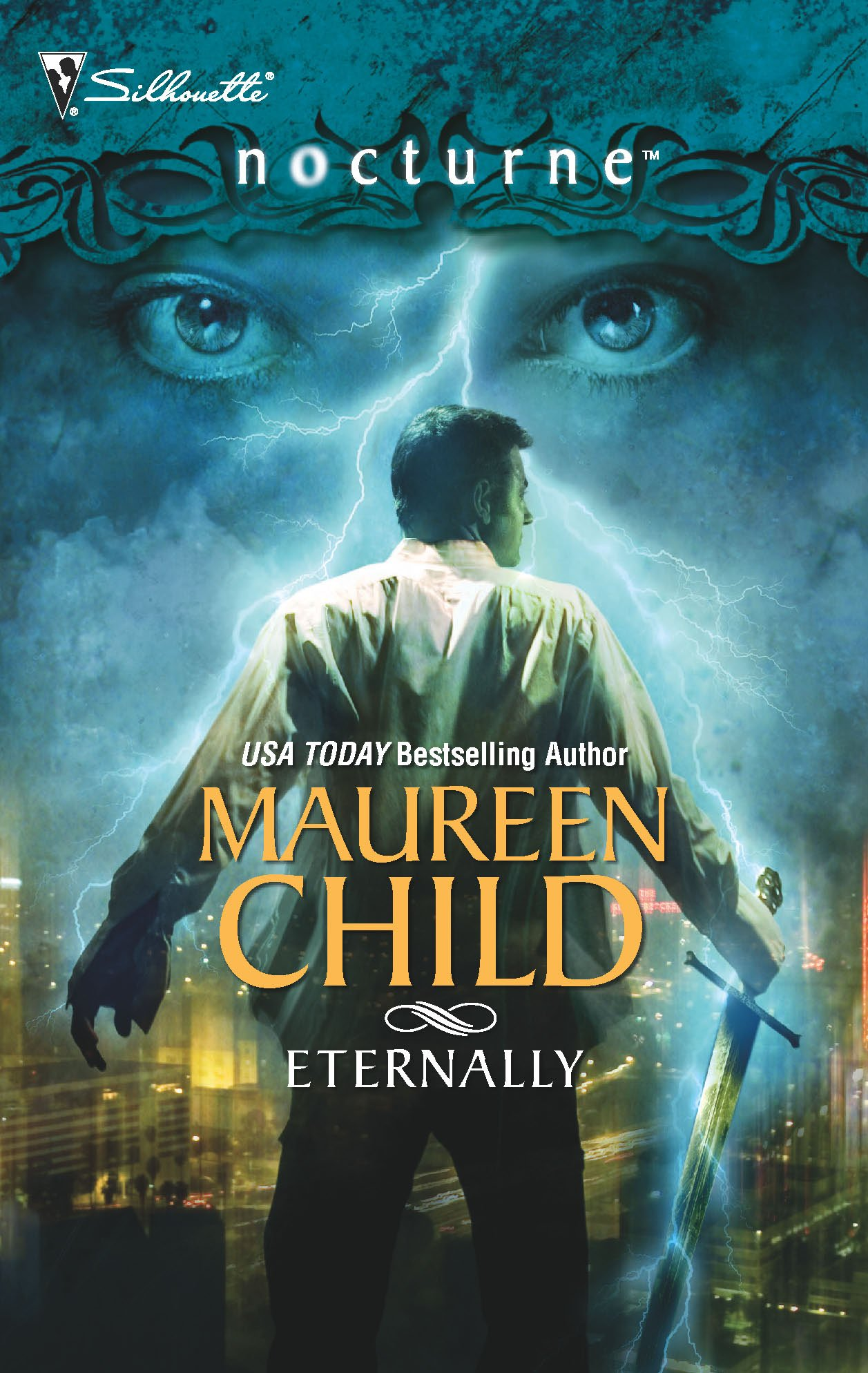 Download Eternally (Book 1) (Silhouette Nocturne) PDF