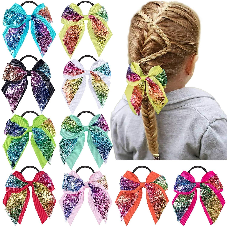 Baby Girl Hair Bow ~ Hair Bows ~ Gift for Girls ~ 5 inches Hair Bow ~ Girl Hair Bows ~ Toddler Hair Bows ~ Bows for Girls-Trending Now