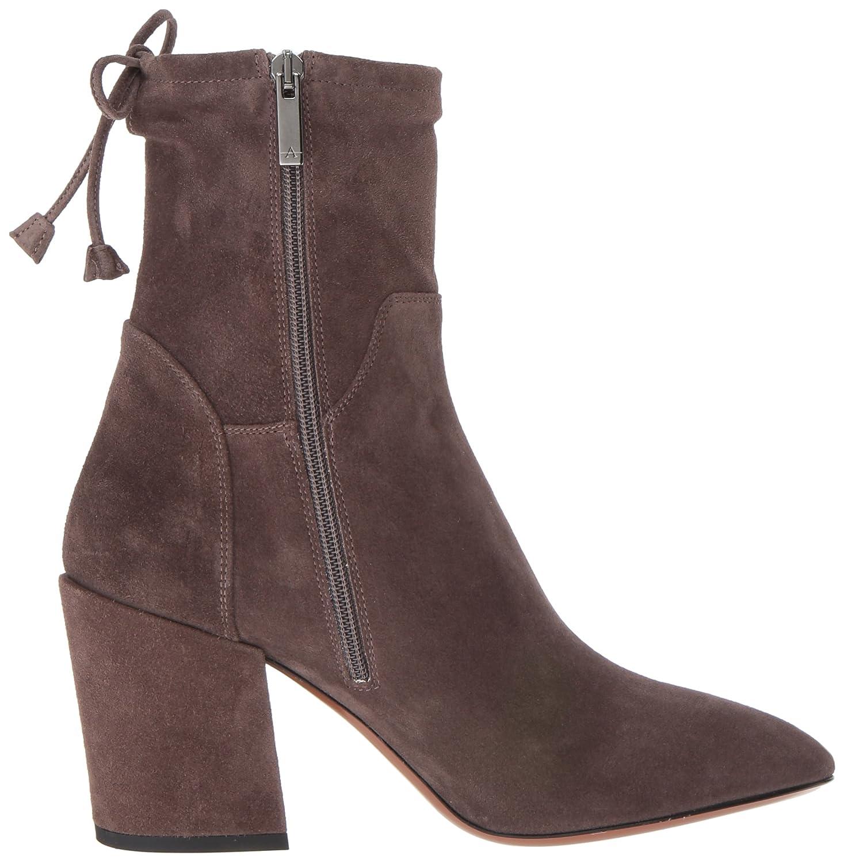Aquatalia Womens Floria Suede Ankle Boot