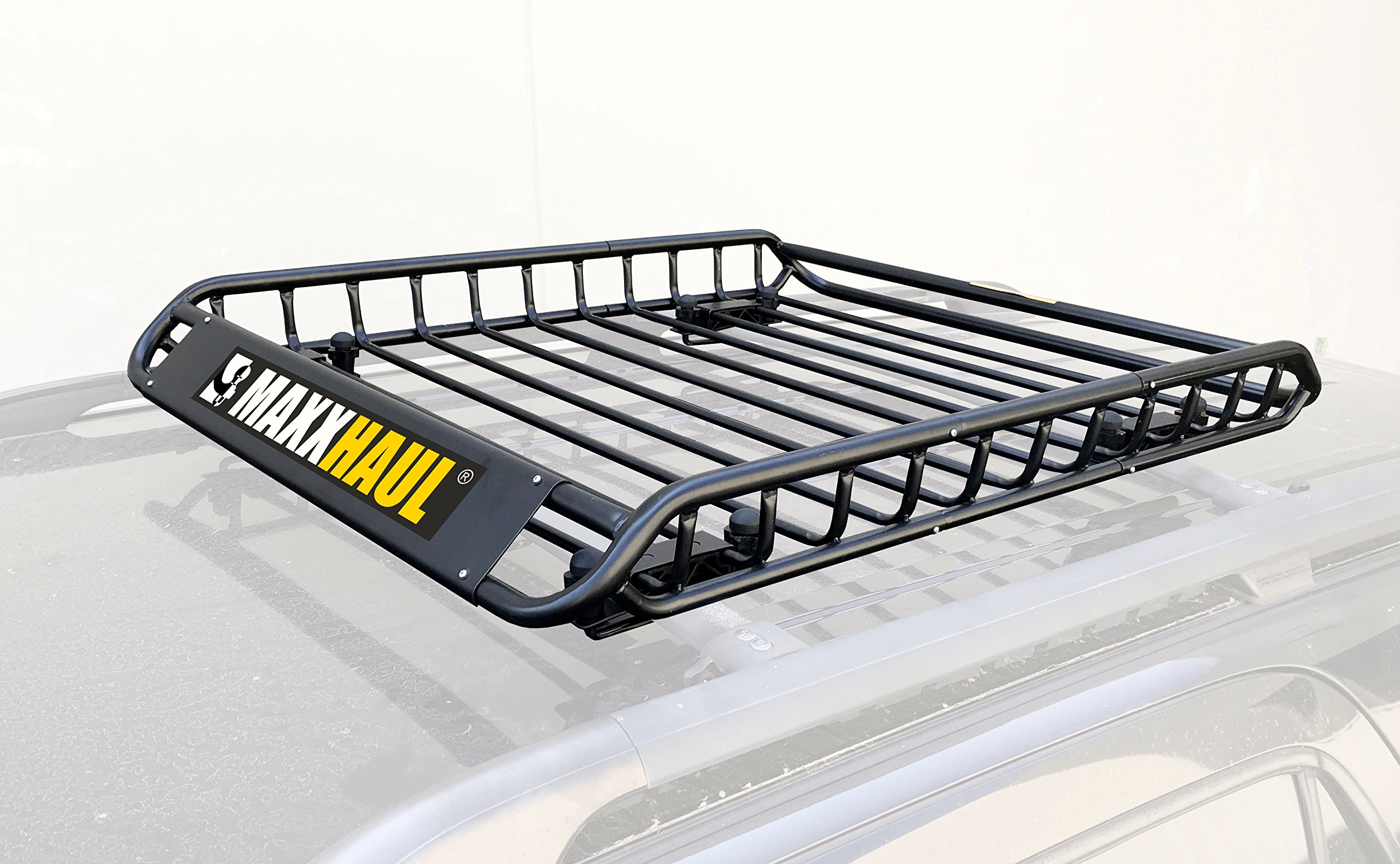 150 Lb Universal Steel Roof Rack Cargo Carrier Extension