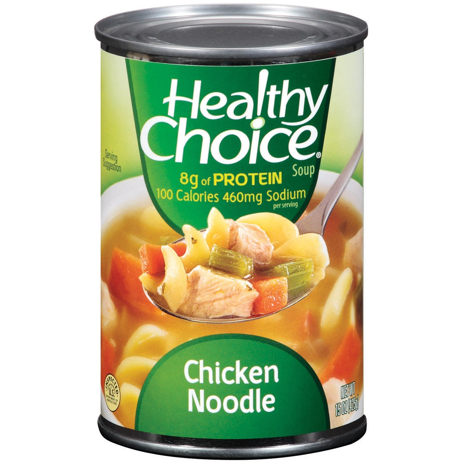 Healthy Soup Old Fashioned Chicken Noodle 15OZ (Pack of 24) by Healthy Choice