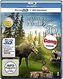 Wunder des Waldes - Tales of a Forest (Prädikat: Wertvoll) [3D Blu-ray + 2D Version]