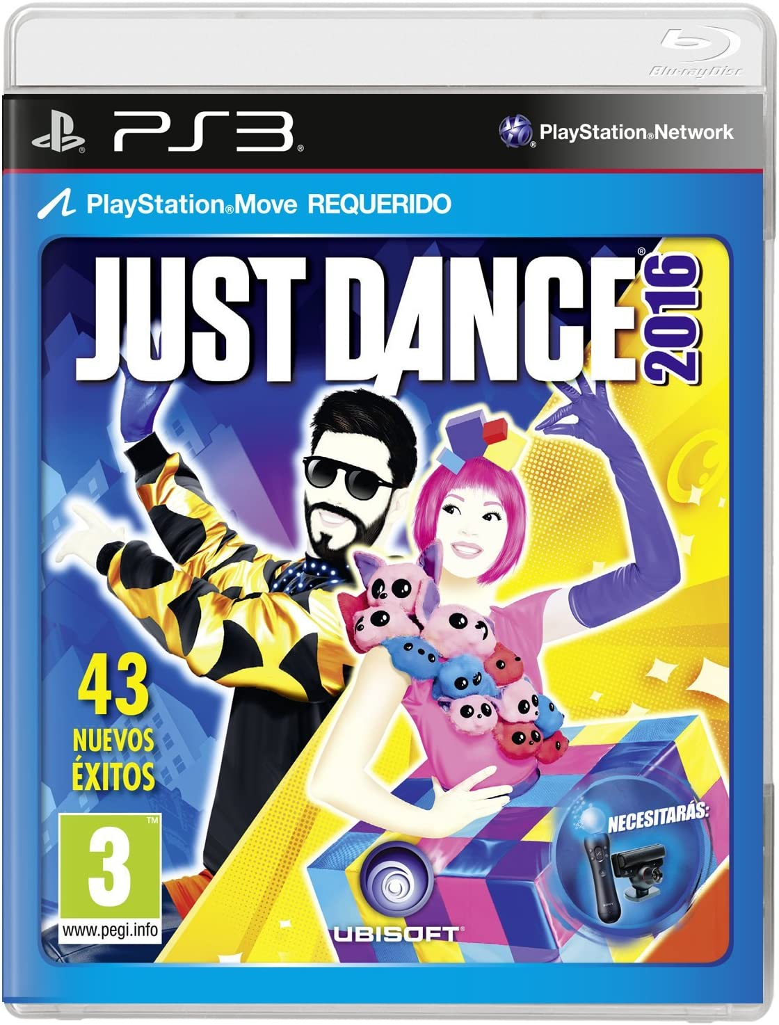 Just Dance 2016: Amazon.es: Videojuegos
