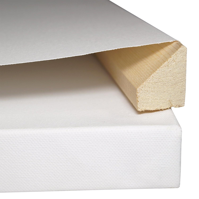 Artina 5er Set - 60x80 60x80 60x80 cm Leinwand aus 100% Baumwolle auf stabilem Keilrahmen in 3D Premium Qualität - 380 g m² B0130QDFR0 | Genial Und Praktisch  d0b9db