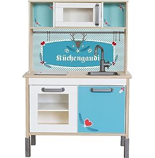Tafelfolie passend für die Rückwand deiner IKEA DUKTIG Kinderküche ...
