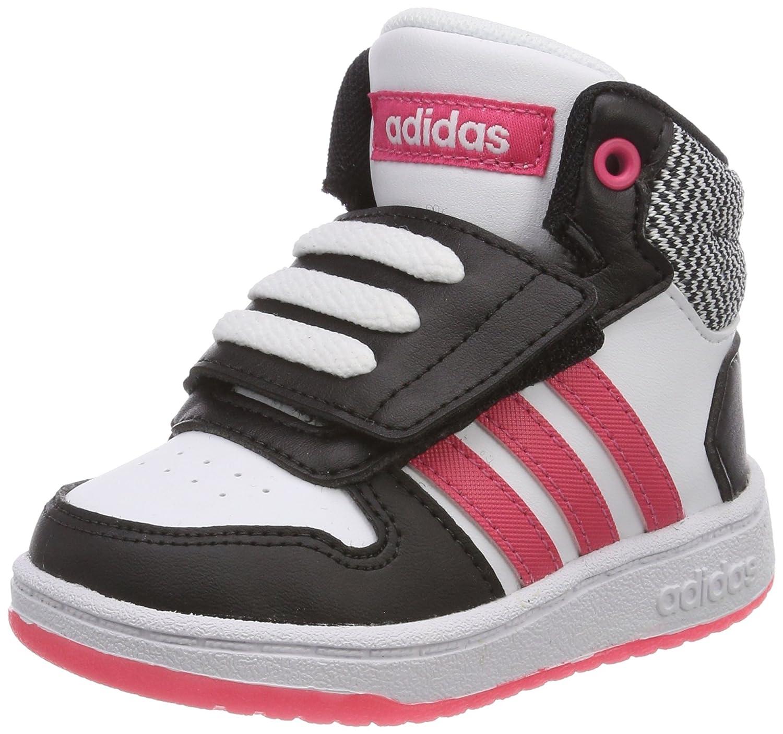 Adidas Vs Hoops Mid 2.0, Sneakers Basses bébé Fille