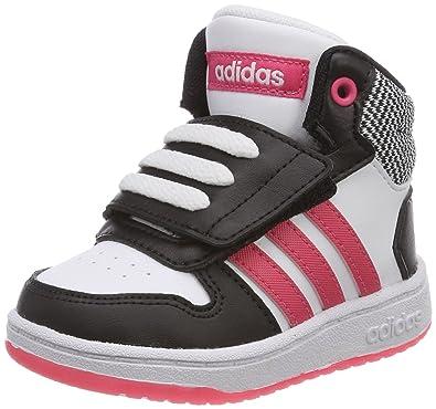 più recente scegli il meglio dettagli per adidas Vs Hoops Mid 2.0, Scarpe da Ginnastica Basse Bimba ...
