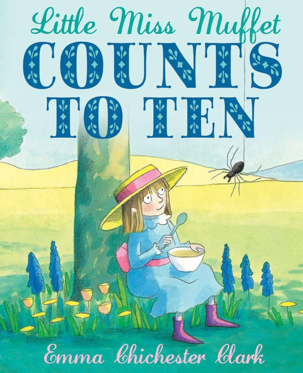 Little Miss Muffet Counts to Ten pdf