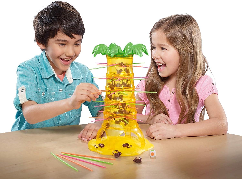 Mattel Games Monos Locos, juegos de mesa para niños (Mattel 52563): Amazon.es: Juguetes y juegos