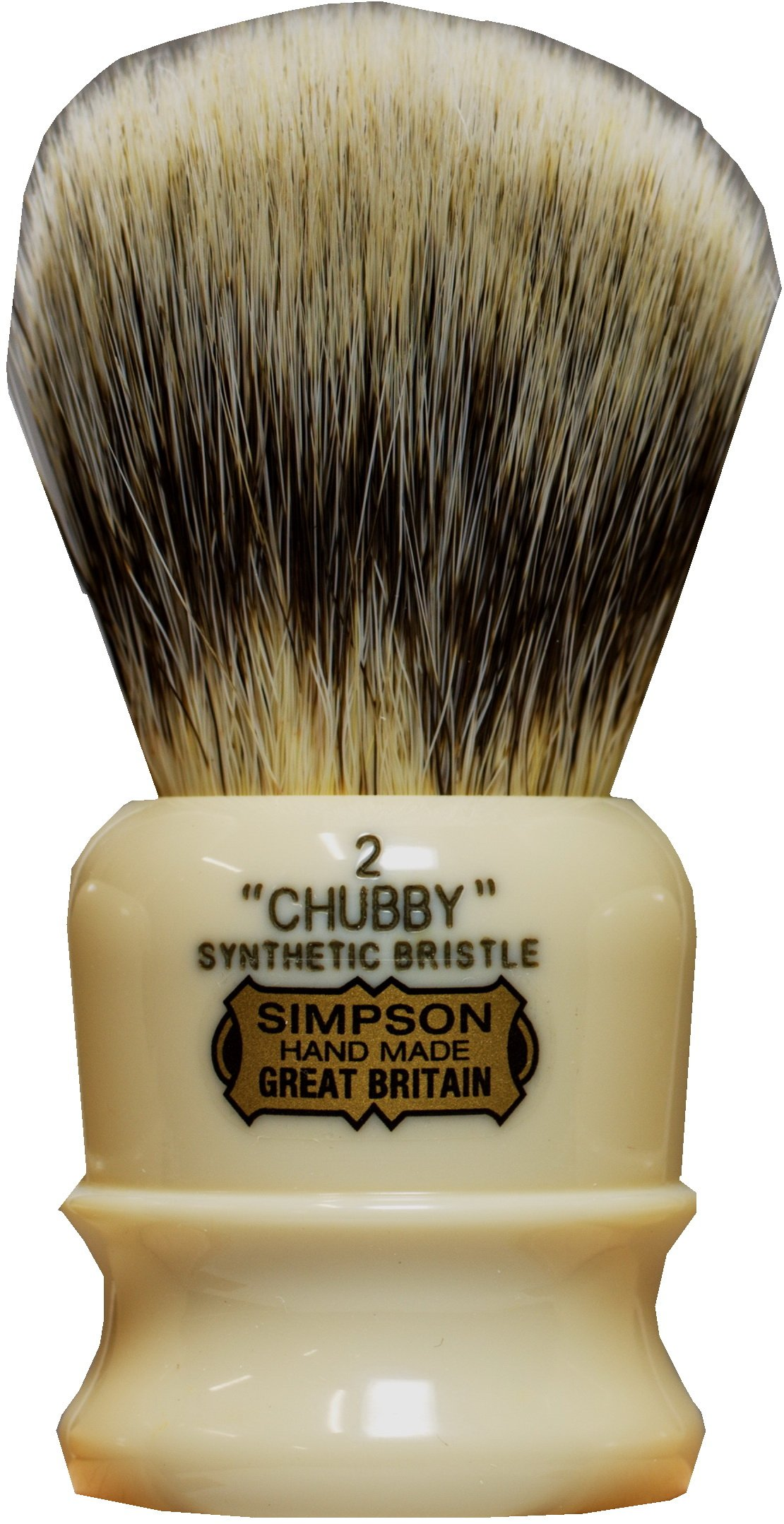 Simpsons Chubby CH2 Synthetic Badger Shaving Brush