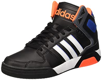 adidas Bb9Tis, Chaussures pour le Basketball Homme, Multicolore Mehrfarbig (CblackFtwwht