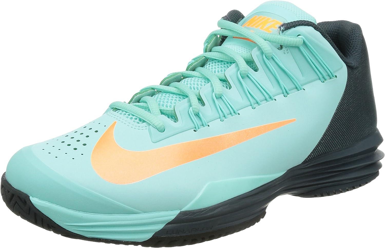 Nike Lunar Ballistec Rafael Nadal Tennis Shoes Eur 44 5 Amazon Co Uk Sports Outdoors