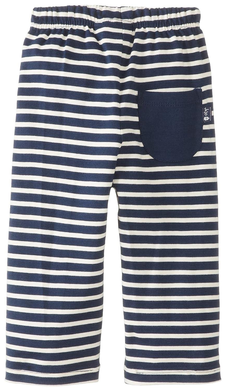 JoJo Maman Bebe Baby-Boys Newborn Breton Stripe Pull Ups