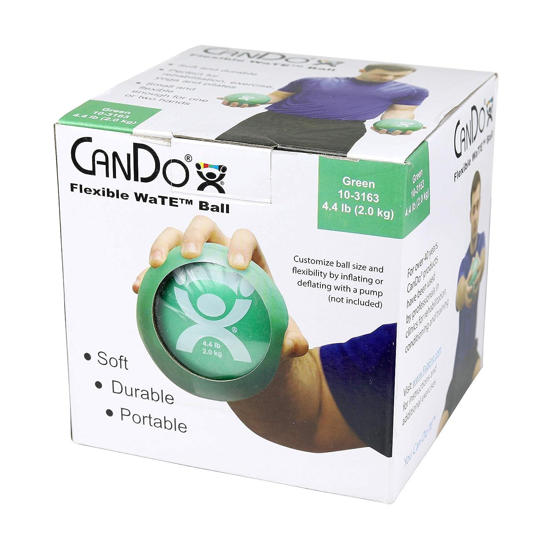 CanDo Wate Ball Green 4.4 Pound