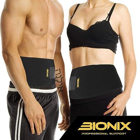 Fitness Waist Trimmer Women Men Workout Abs Trainer Abdomen Toning Strap Brace