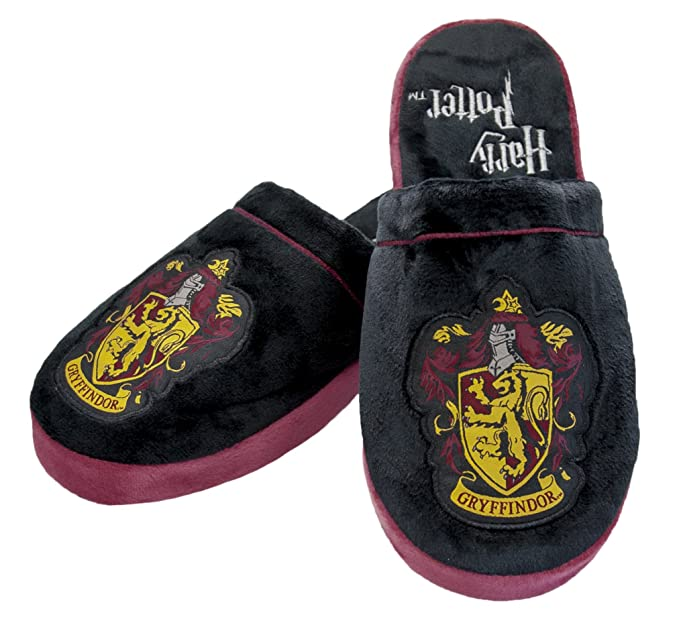 Harry Potter Gryffindor cresta Slip zapatillas