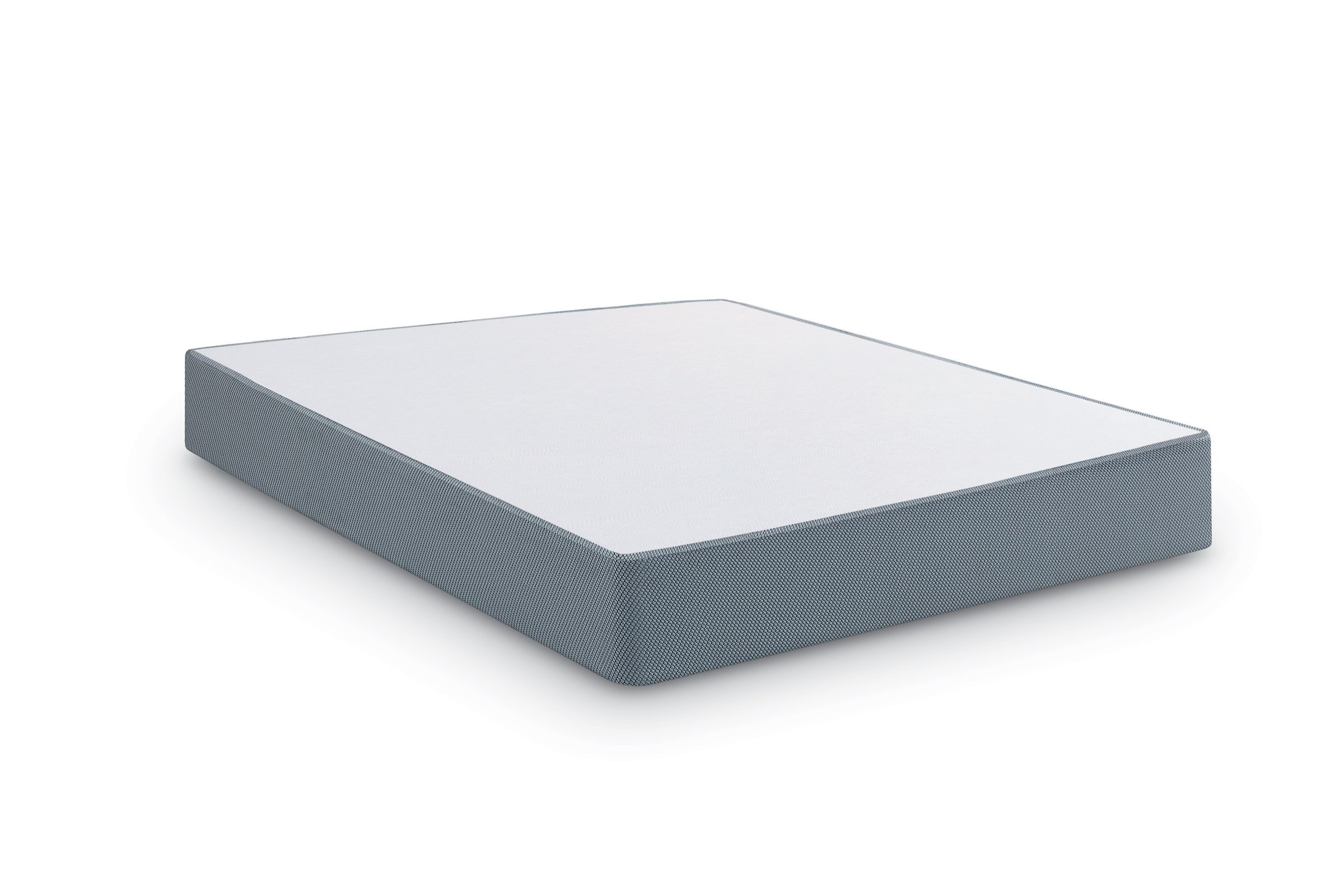 Scott Living By Restonic Low Profile Universal Foundation Bed Mattress  Hybrid, Twin, Silver