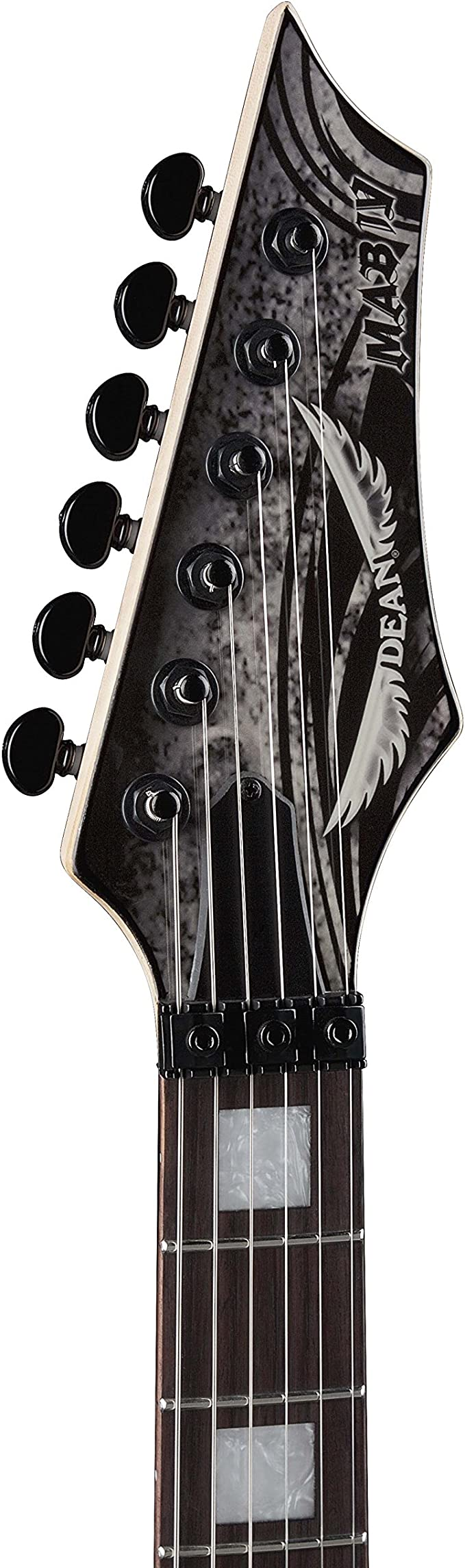 Dean Guitars Michael Batio MAB4 Gauntlet - Guitarra eléctrica ...
