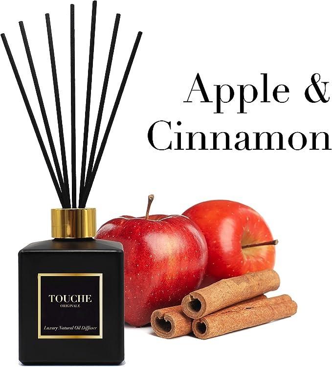 Aceite Esencial del Aroma reemplazos Stick TOUCHE ORIGINALE Natural Rattan difusor de l/ámina Sticks 8,5 Pulgadas 100 pcs 21,5 cms Natural