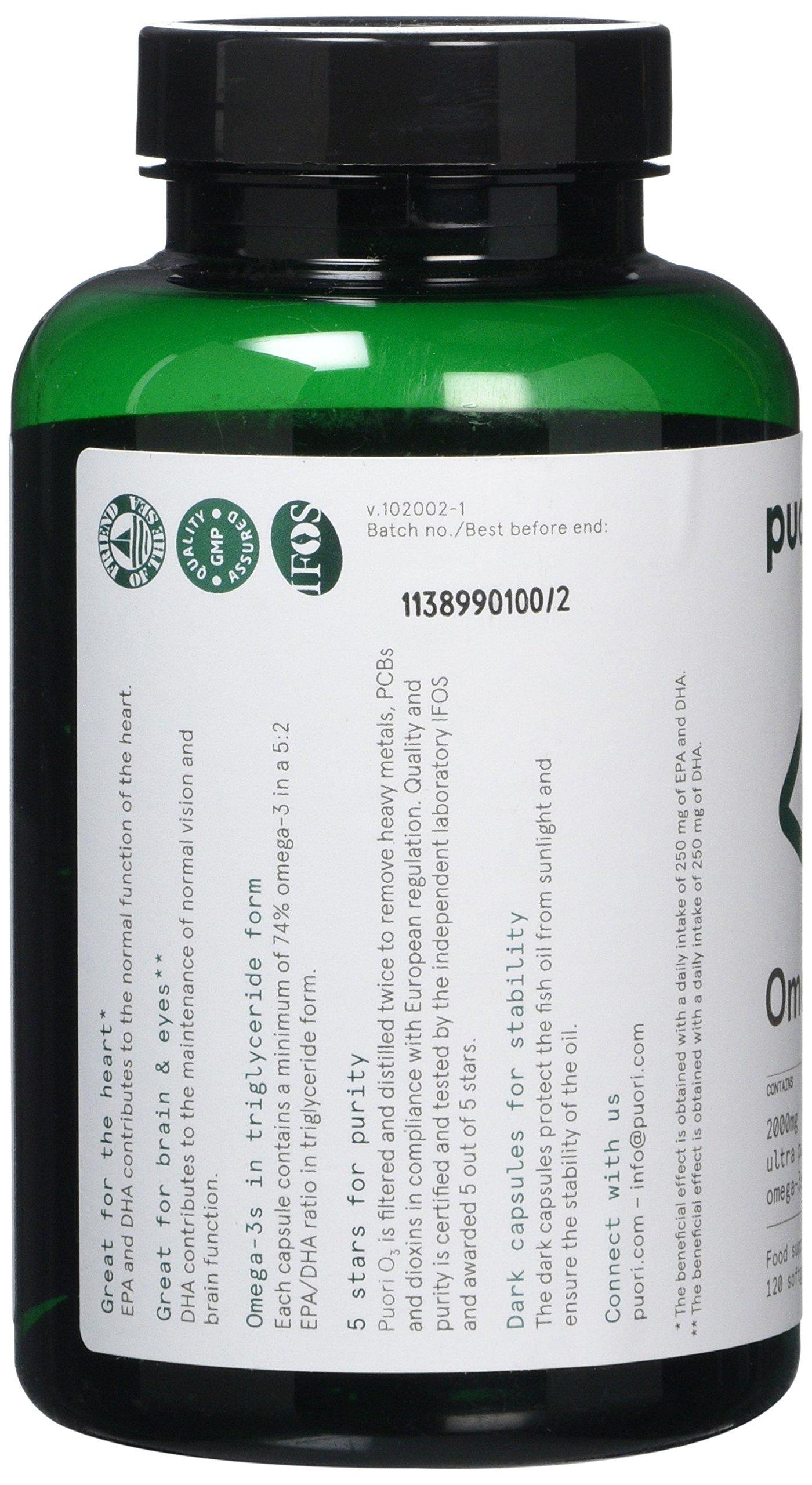 purepharma omega 3 test