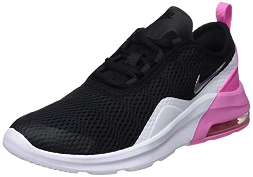 sale retailer 8a362 2a62f Nike Baby Girls Air Max Motion 2 (Gs) Gymnastics Shoes Multicolour (Black