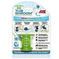 TubShroom Le Bouchon Filtre Protecteur Révolutionnaire pour Baignoire et Douche