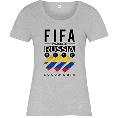 244f63fa788 Spoofy Sports Clothing FIFA Worldcup Russia 2018 Flag T-Shirt ...