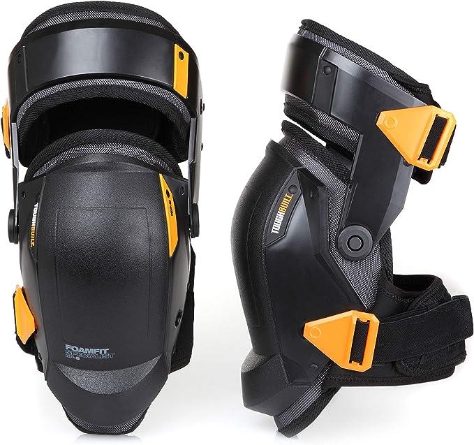 ToughBuilt - Thigh Support Stabilization Knee Pads - (TB-KP-3) - - Amazon.com