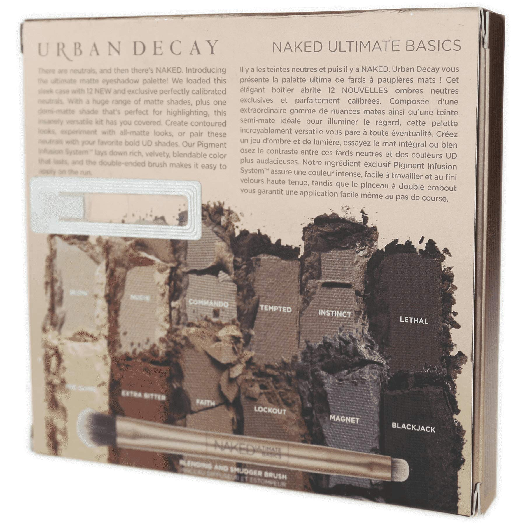 Naked Ultimate Basics by