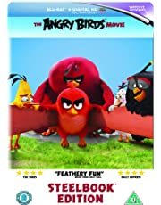 The Angry Bird Movie Steelbook [Region Free]