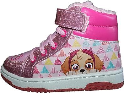 Laubamode Nickelodeon Baskets Pat Patrouille Montantes Rose Fille 32 Eu Amazon Fr Chaussures Et Sacs