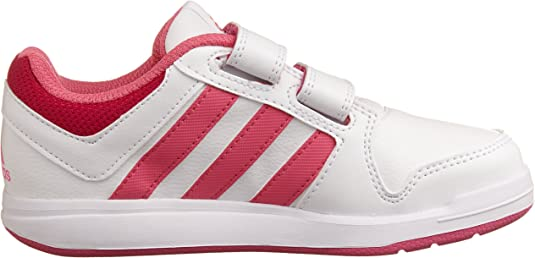 adidas LK Trainer 6 CF K, Sneaker Bambina, Bianco (Bianco