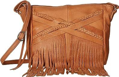 ce4b9c7f6710c Day & Mood Women's Loreen Crossbody Camel One Size: Handbags: Amazon.com