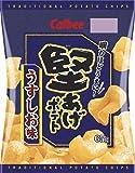 カルビー 堅あげポテト うすしお味 65g × 12袋