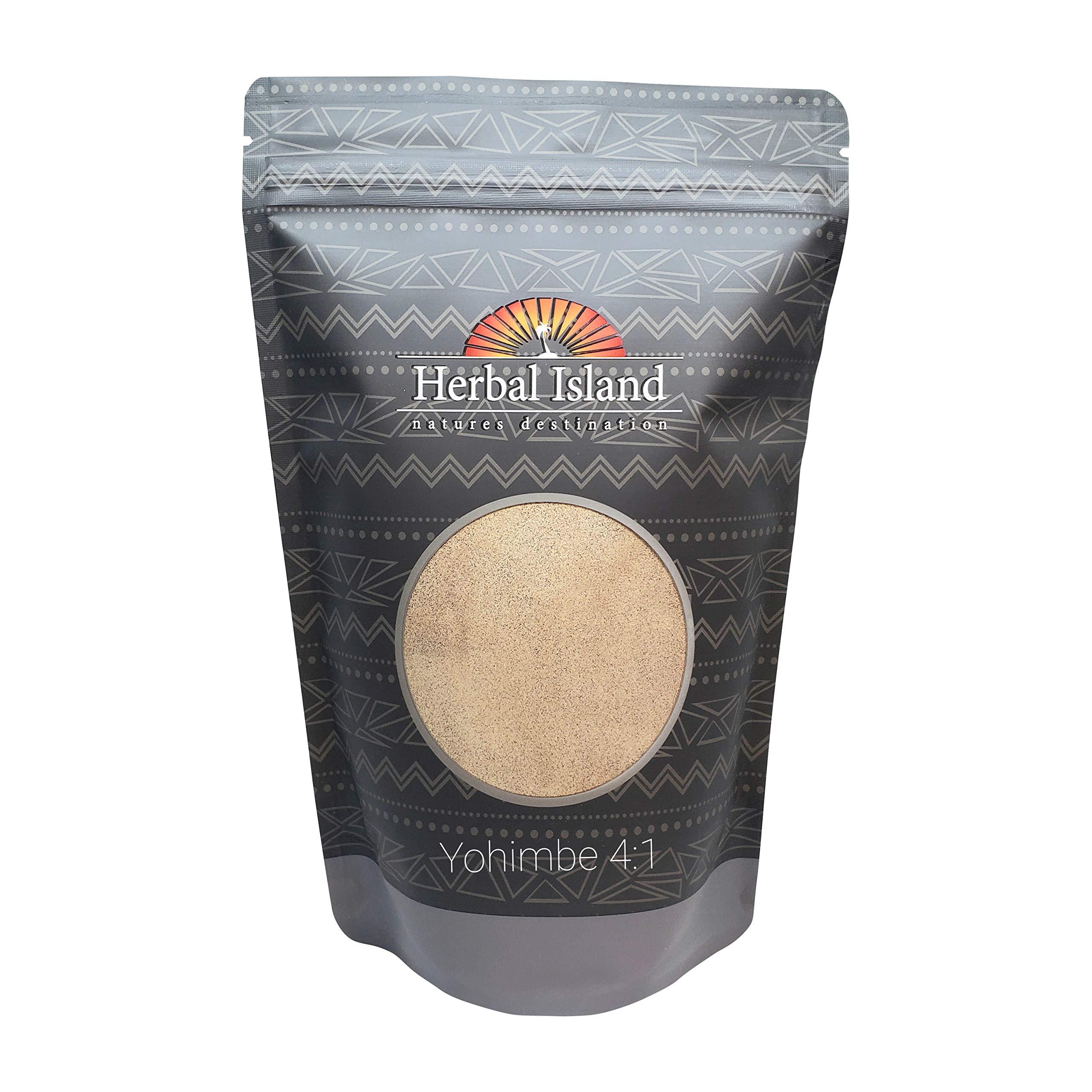 Yohimbe Bark Extract 5:1 Powder 1 LB or 16 OZ (Corynanthe Yohimbe) with Free Shipping