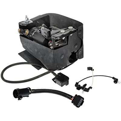 Dorman 949-099 Air Suspension Compressor for Select Cadillac / Chevrolet / GMC Models, Black (OE FIX): Automotive