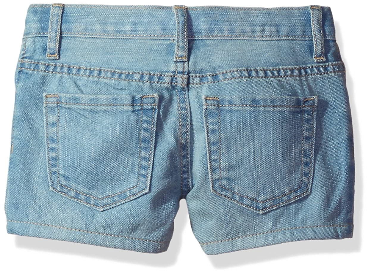 The Childrens Place Girls Her Lil Denim Short