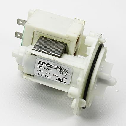 Washing Machine Drain Pump 4681EA2002H Fit Kenmore Sears LG 4681EA2001S NEW